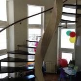 Эксклюзивные лестницы и лестницы из стекла